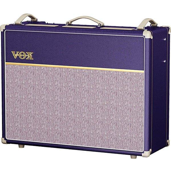 Caixa Amplificada Vox AC30C2 LTD ED 2x12 30W Purple
