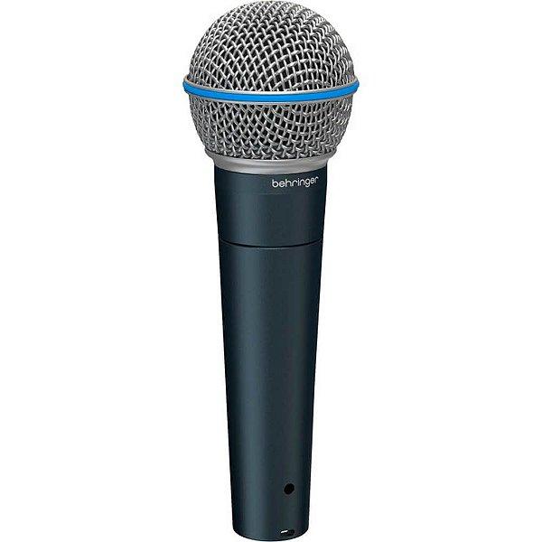 Microfone Dinâmico Behringer BA-85A Supercardioide
