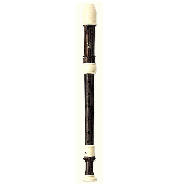 Flauta Yamaha YRS314BIII Soprano Barroca