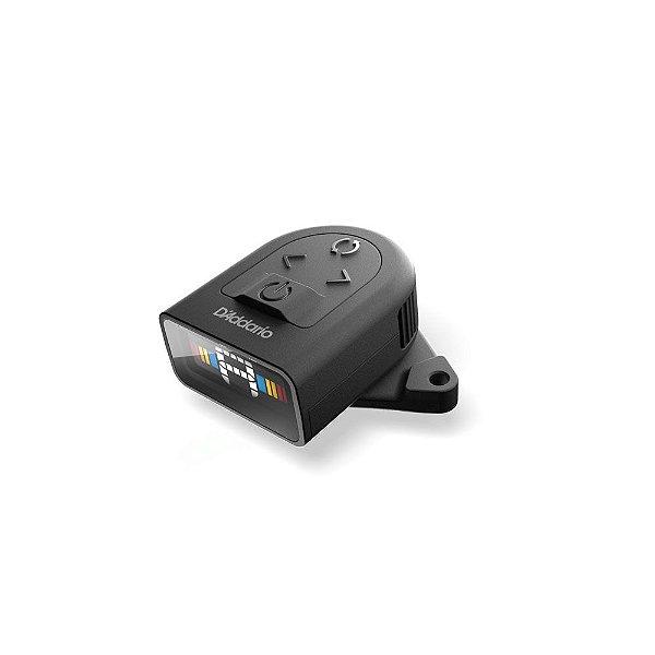Micro Afinador D'Addario PW-CT-21 NS Micro Free Clip Para Fixação Na Tarraxa