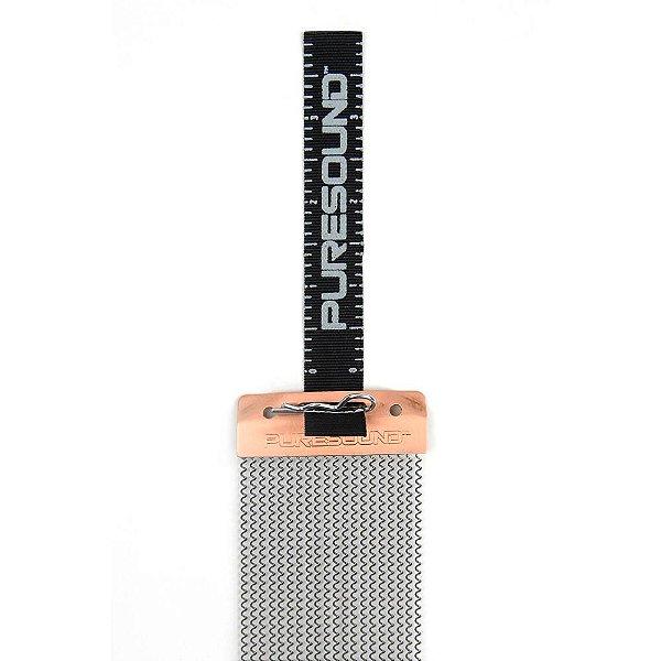 Esteirinha Puresound CPS1424 Custom  Pro Steel 14' 24 Fios CPS1424 (aço)