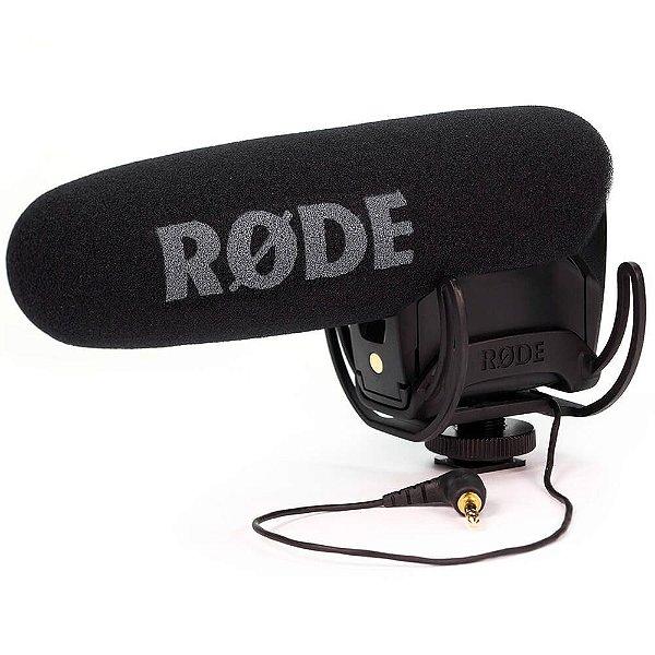 Microfone Rode VideoMic Pro para Câmeras