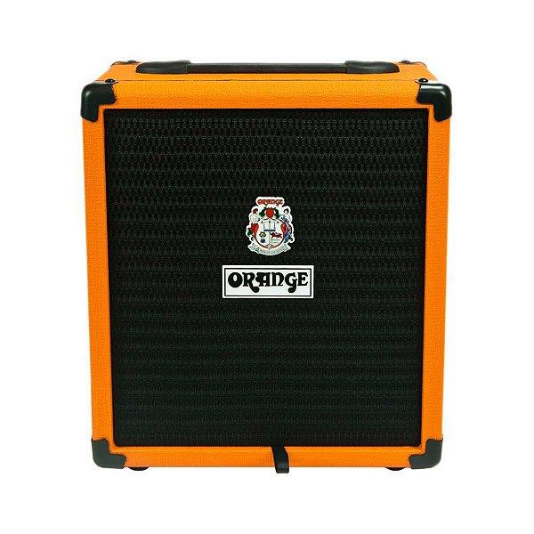 Caixa Amplificada Orange Crush PiX Bass CR25BX para Baixo