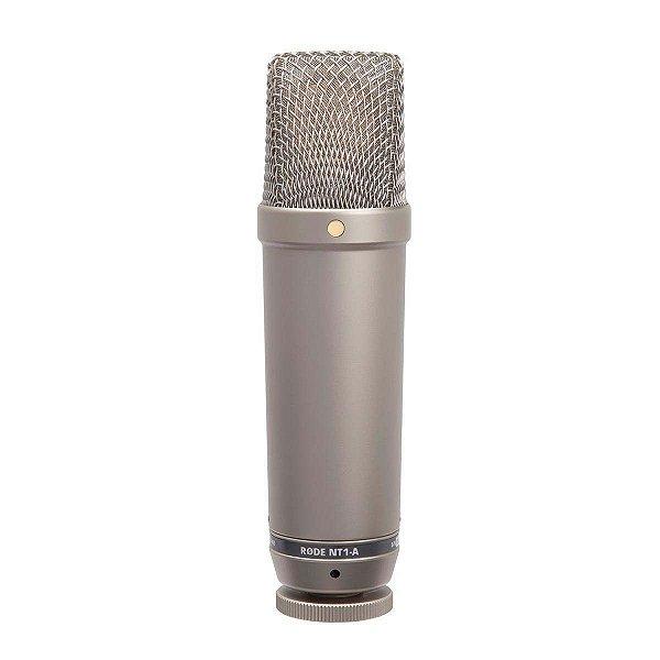 Microfone Profissional Rode NT1-A Condensador