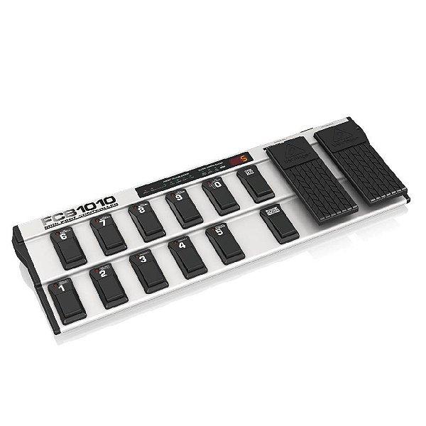Pedaleira control. MIDI foot controller FCB1010-Behringer