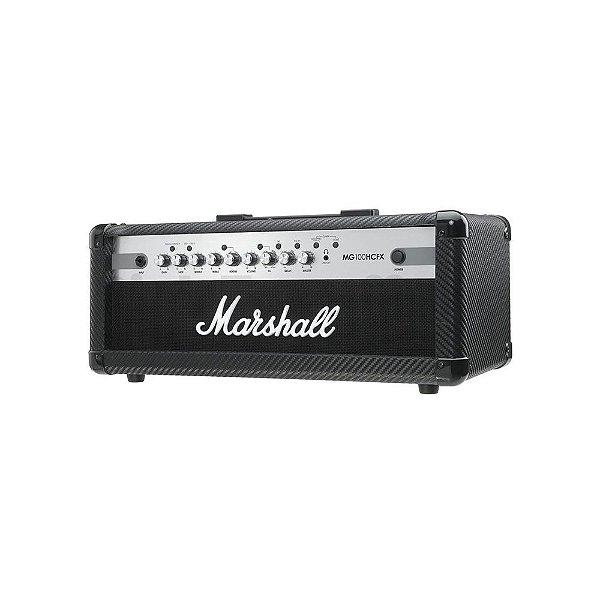 Cabeçote para guitarra 100W - MG100HCFX-B - MARSHALL