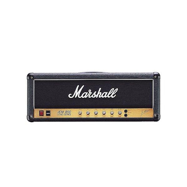 Cabecote para guitarra JCM800 100W - 2203-01-B - MARSHALL