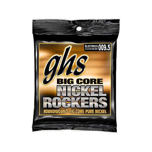 BCCL - ENC GUIT 6C BIG CORE NICKEL ROCKERS 09.5/048 - GHS