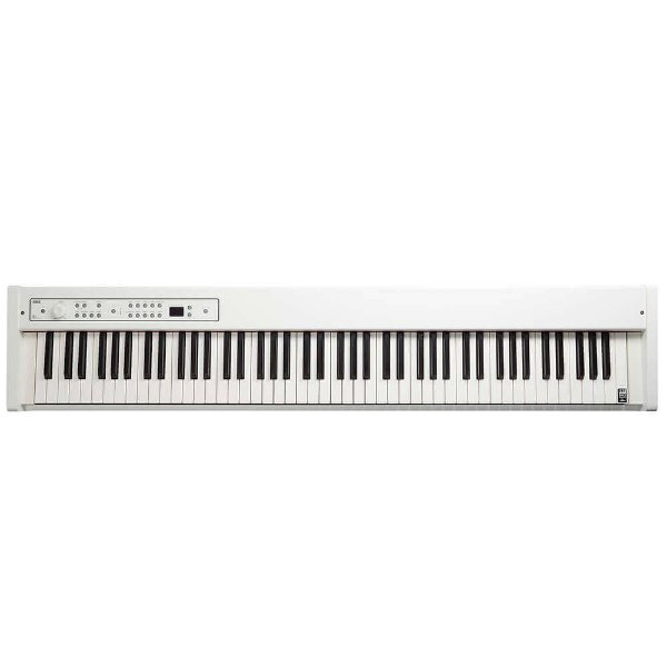 Piano Digital Korg D1 Branco 88 Teclas Hammer Action 3
