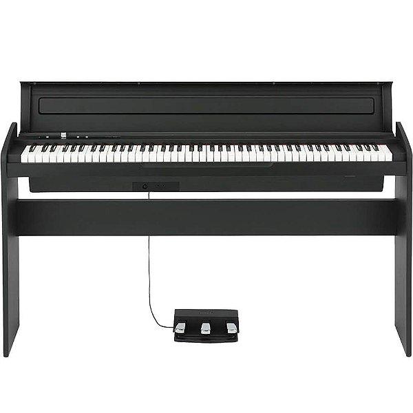 Piano Digital Korg LP-180 Preto 88 Teclas