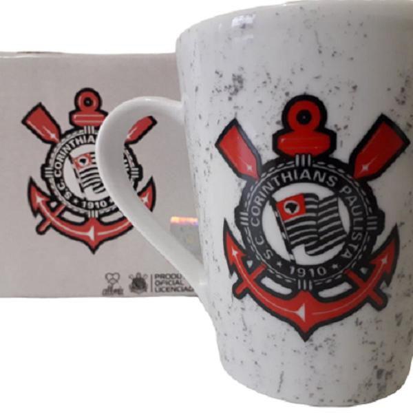 Canecas De Porcelana Dos Clubes De Futebol De São Paulo  250 Ml  Produto De Muito Bom Gosto Produto  Oficial