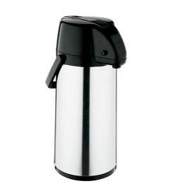 Garrafa Térmica Exclusiva Inox 1,9 Litros Chá Café Água - Soprano