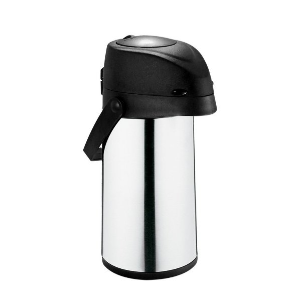 Garrafa Térmica Safira 1 Litro Água Café Inox - Soprano