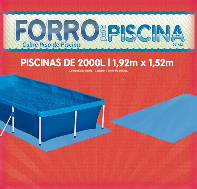 Forro Para Piscina 2000 Litros - Mor