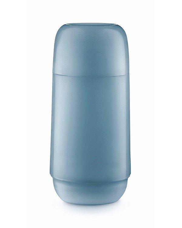 Garrafa Térmica Adorar 250ml Pequena Chá Café Água - Sanremo - Azul