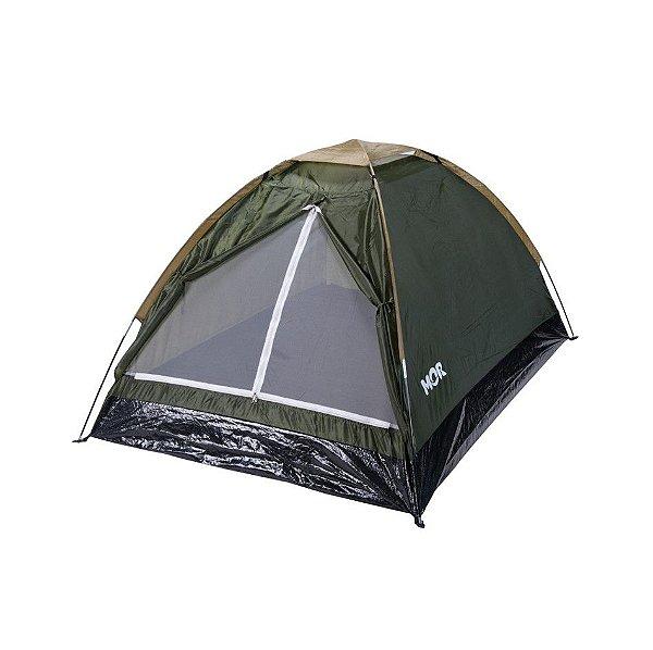 Barraca Iglu 2 Pessoas Mosquiteiro Acampamento Camping - Mor - Verde
