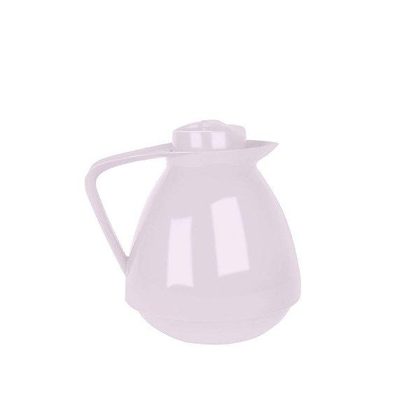 Bule Térmico Amare 650 ml Café Chá Leite Quente e Frio - Mor - Rosa