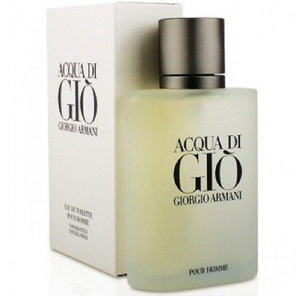 Perfume Acqua Di Gio 200ml Giorgio Armani Masculino