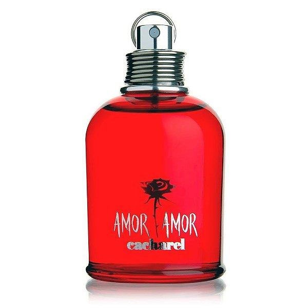 Perfume Amor Amor 100ml Cacharel Feminino