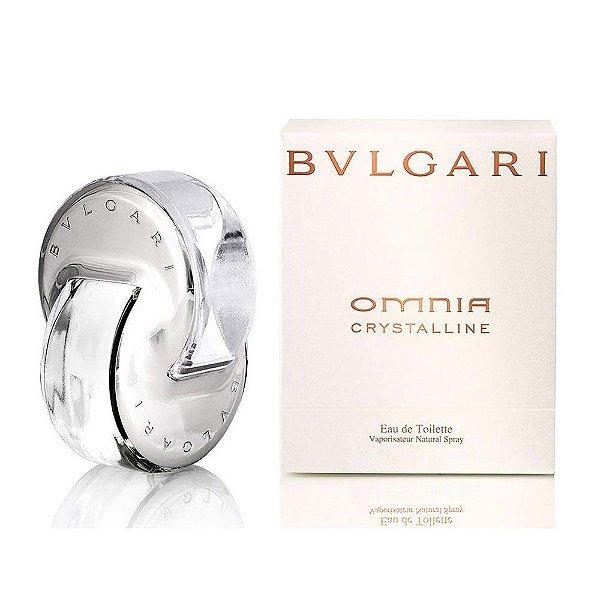Perfume Bvlgari Omnia Crystalline 65ml EDT Feminino