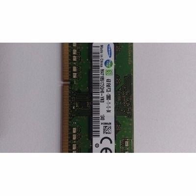 Memoria Notebook 4gb Ddr3 1600 Mhz Pc3l-12800s Samsung 1rx8