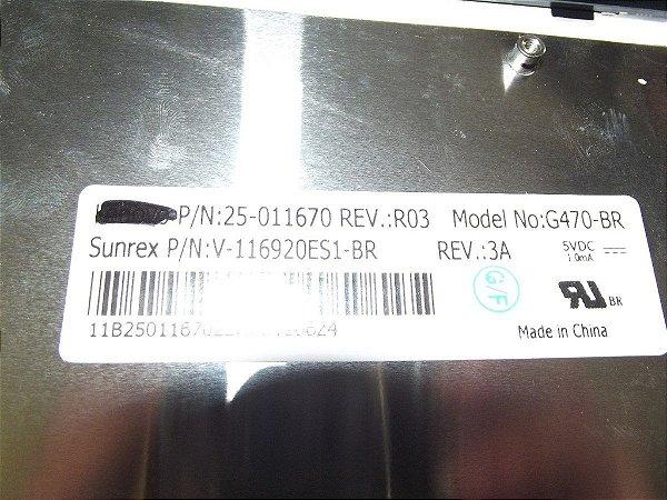 Teclado Lenovo G470/g475/v470/b470 Preto Br Abnt2 Novo