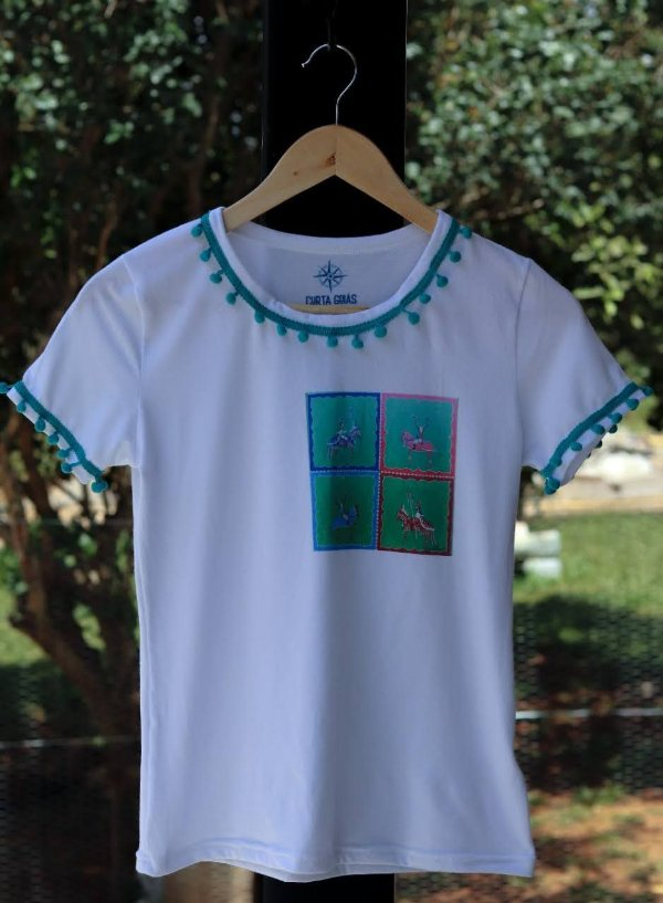 T-shirt Cavalhada