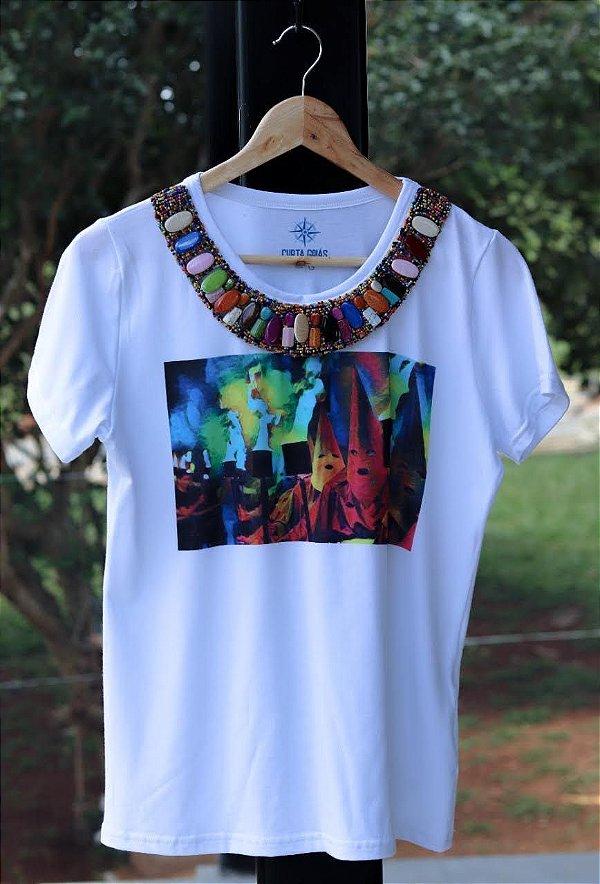T-shirt Procissão do Fogaréu