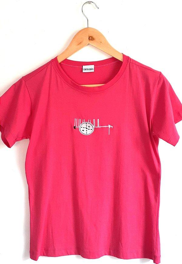 T-shirt carro de boi