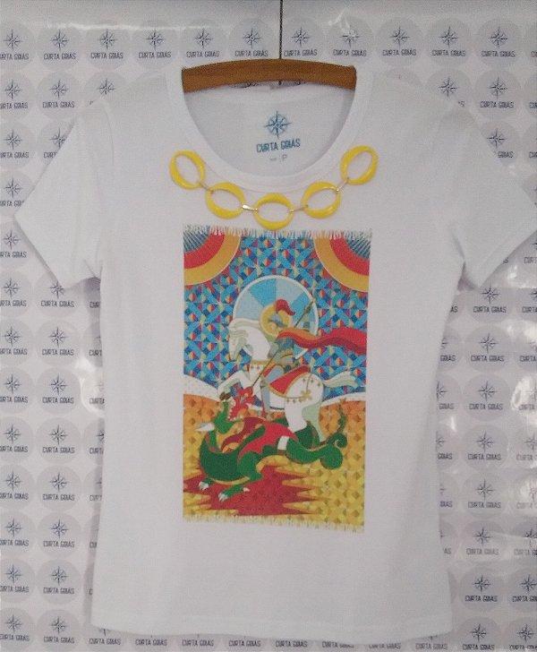 T-shirt São Jorge
