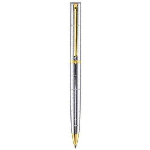Caneta Esferográfica Paragon Prata YW11000S - unitário - Crown