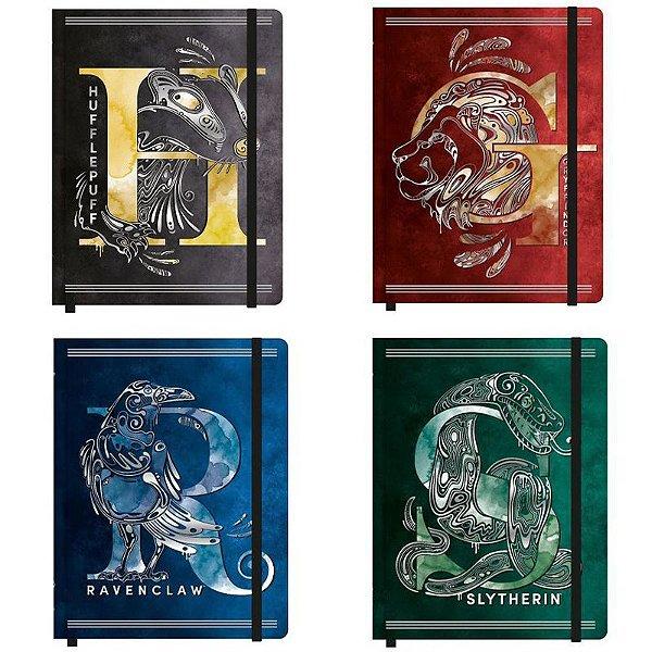 Caderneta G Harry Potter 80 Folhas S/ Pauta - unitário - Jandaia