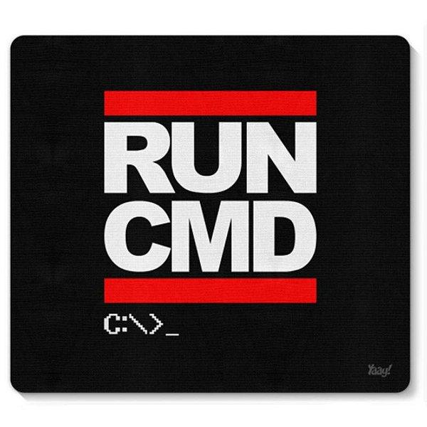 "Mousepad ""Hacker Run"" - unitário - Yaay!"