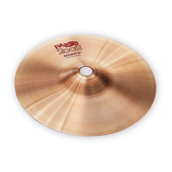 """2002 Accent Cymbal 4"""""""