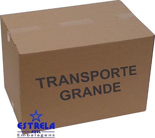 Caixa de Transporte Grande Med. 60x40x40cm - Ref.18