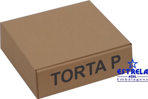 Caixa de Torta P. 31,5x31,5x10cm