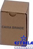 Caixa Brinde Med. 8,7x6,2x11cm - Ref.64