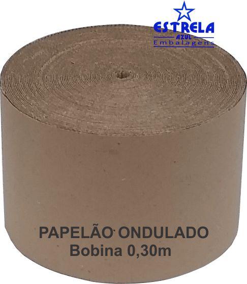Papelão Ondulado 30cm - Ref.82