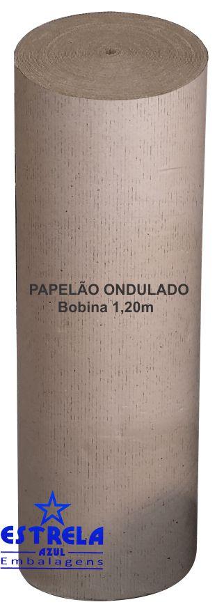 Papelão Ondulado 120cm