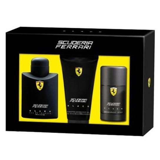 KIT SCUDERIA FERRARI BLACKBy Ferrari