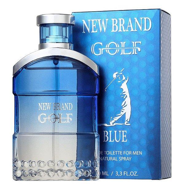 GOLF BLUE By New Brand