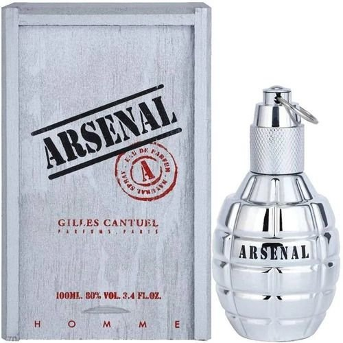 ARSENAL PLATINUM By Gilles Cantuel