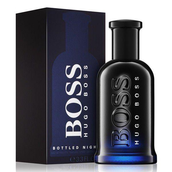 BOSS BOTTLED NIGHT By Hugo Boss