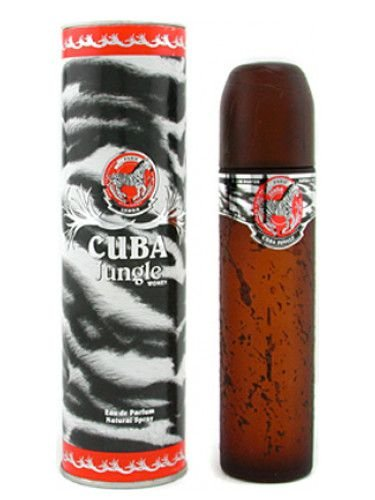 CUBA JUNGLE ZEBRA By Cuba