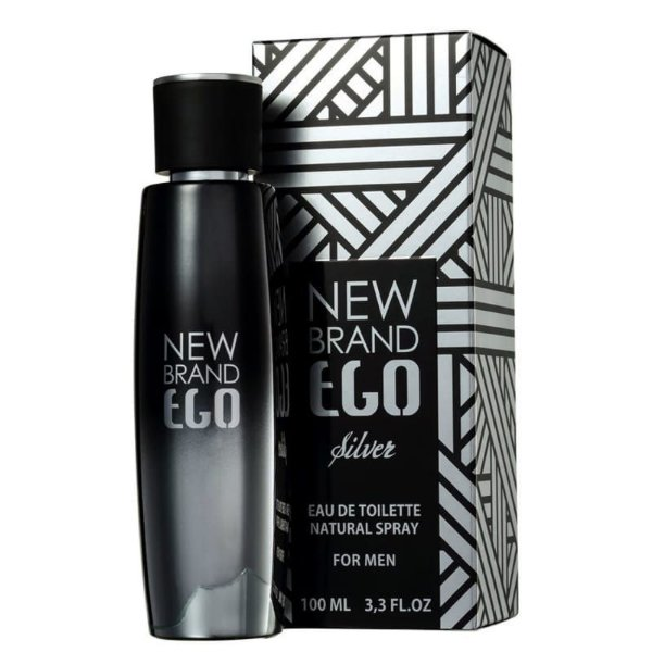 EGO SILVER By New Brand