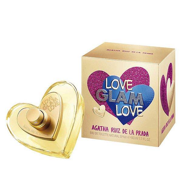LOVE GLAM LOVE By Agatha Ruiz De La Prada