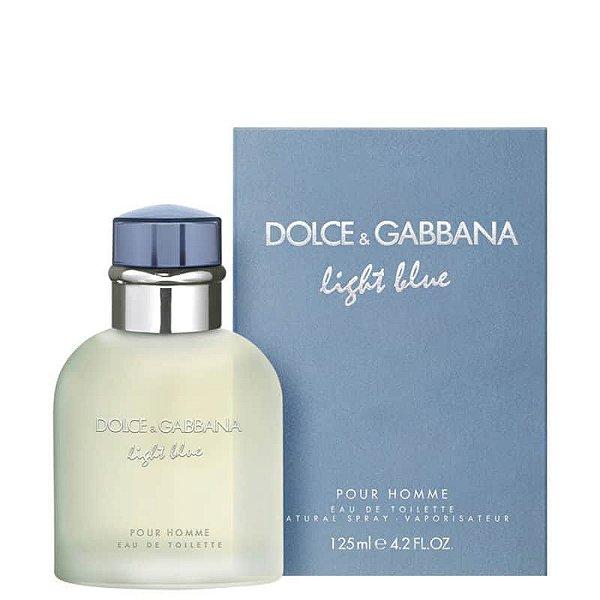 DOLCE & GABBANA LIGHT BLUE POUR HOMME By Dolce & Gabbana