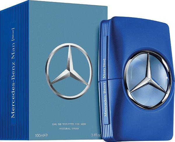 MERCEDES BENZ MAN BLUE By Mercedes-Benz