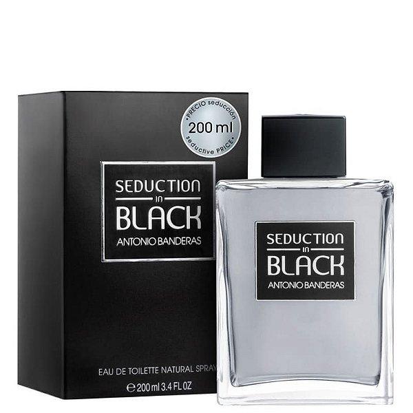 BLACK SEDUCTION By Antonio Banderas