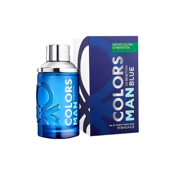 COLORS MAN BLUE By Benetton